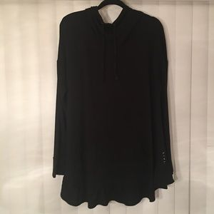 Lane Bryant cotton hoodie